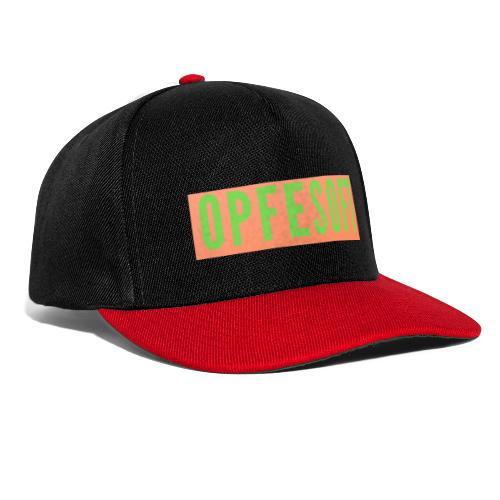 Opfesoft - Snapback Cap