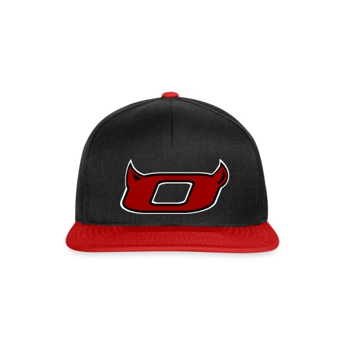 The Inferno O - Snapback Cap