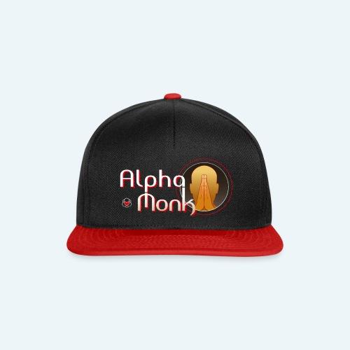 Alpha Monk - Snapback Cap