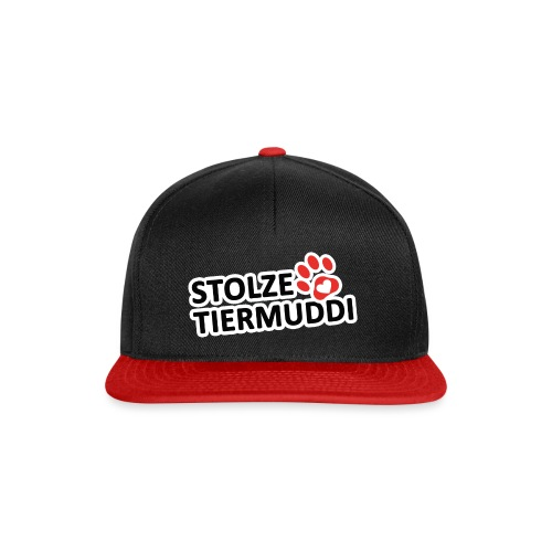stolzetiermuddi png - Snapback Cap