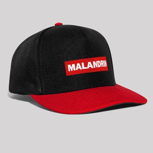 Malandrin - Casquette snapback