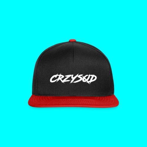 Crzysqd - Snapback Cap
