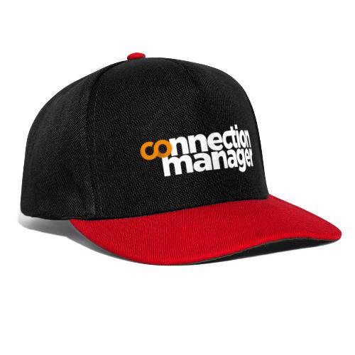 Connection Manager A - Snapback Cap