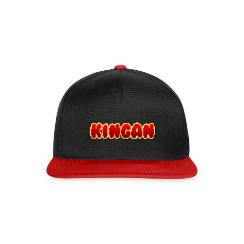 Kingan Text 8BitBig png - Snapbackkeps