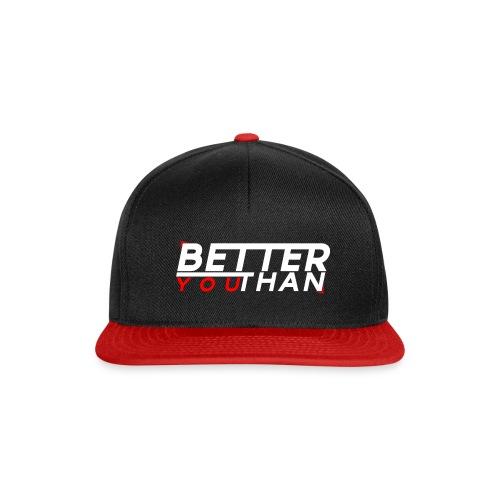 BETTERR png - Snapback Cap