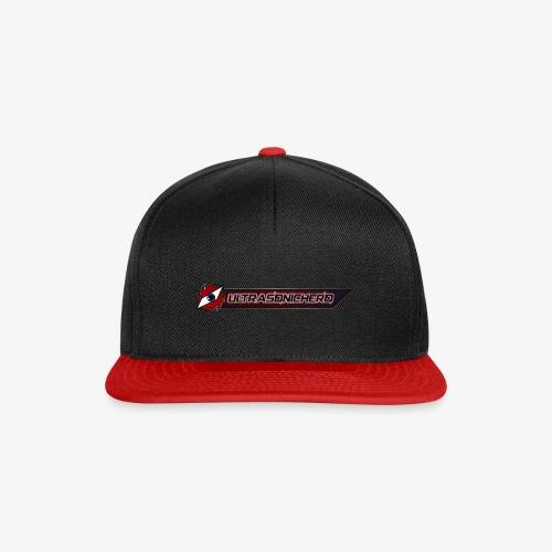 UltraSonicHero Title - Snapback Cap