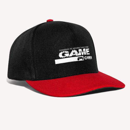GAME OVER 2 - Snapback Cap