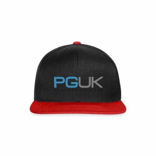 PrismGamingUK Black png - Snapback Cap