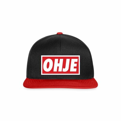 Ohje Obey - Snapback Cap
