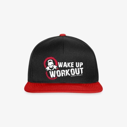 SPIDER INSTINCT Tshirt WakeUp & Workout - Casquette snapback