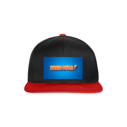 janyololp07 Game Over - Snapback Cap