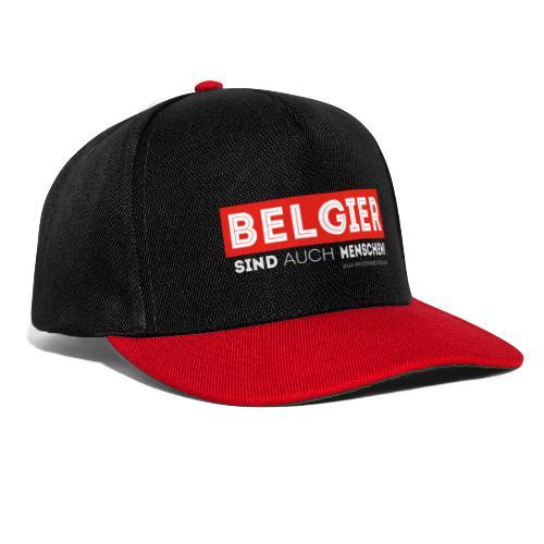 AAA Belgier sind auch Menschen - Snapback Cap