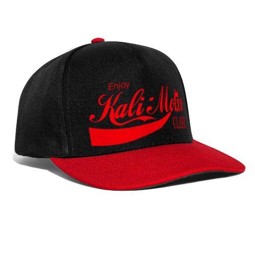 Kalimotxo Classic Red - Gorra Snapback