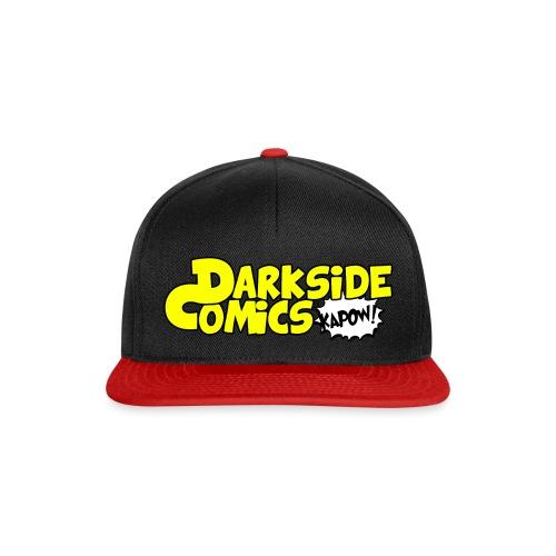 Darkside Comics Full Logo Best Sellers - Snapback Cap