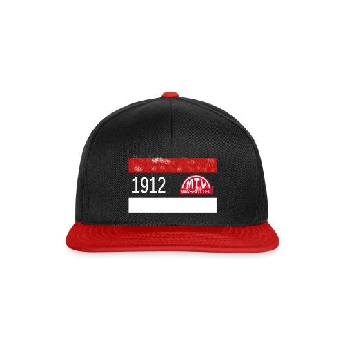 1912 MTV weiß - Snapback Cap