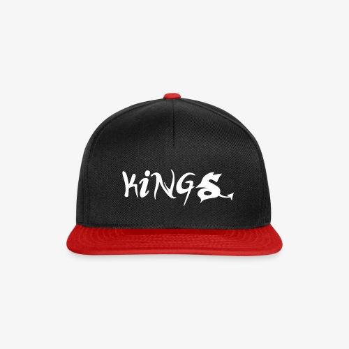 kings logo 3 png - Snapback cap