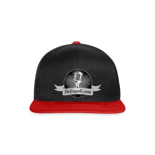 Nelinpelin logo MV - Snapback Cap