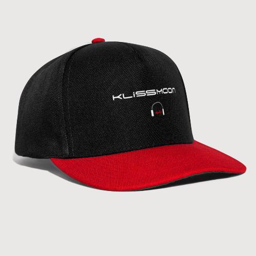 Klissmoon Logo white - Snapback Cap