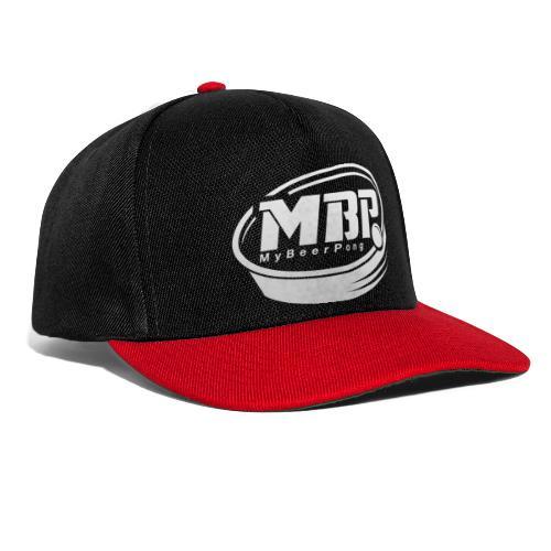 MyBeerPong Logo Gradient - Snapback Cap