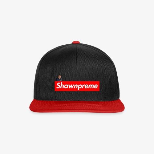 Shawnpreme logo Shawn - Snapback Cap