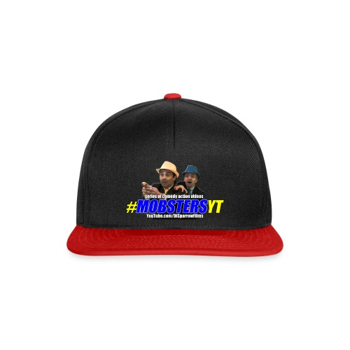 Official MOBSTERS logo and titles - Snapback Cap