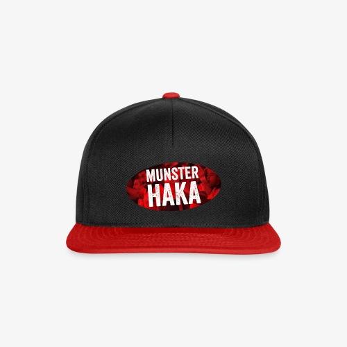 Munster Haka Logo - Snapback Cap