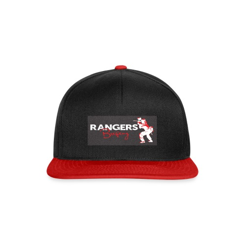 Rangers Bregenz w - Snapback Cap