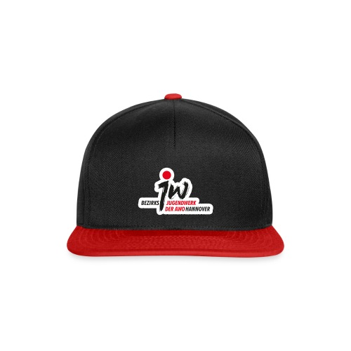 BJW hannover trans weiß png - Snapback Cap