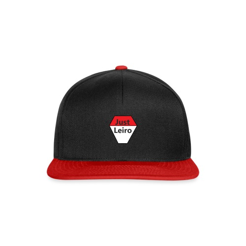 Just Leiro - Snapback Cap