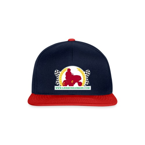 kangasmerkki logo 10000x6 - Snapback Cap