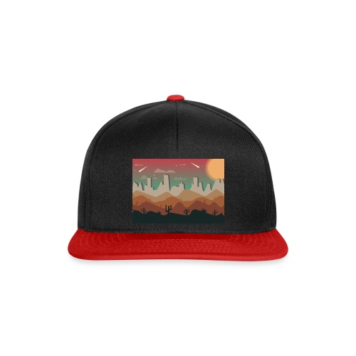 greatestlandscape2 - Snapback Cap