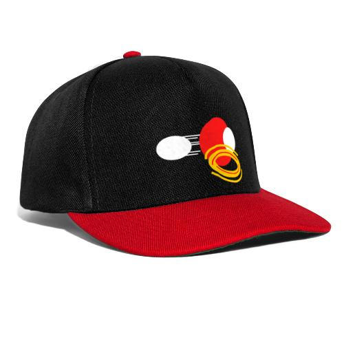 Crimson Power - Snapback Cap