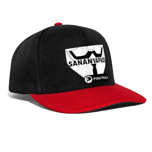 Sananvapaus - Snapback Cap