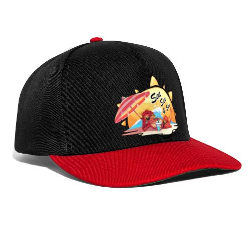 Sea, sex and sun - Snapback Cap