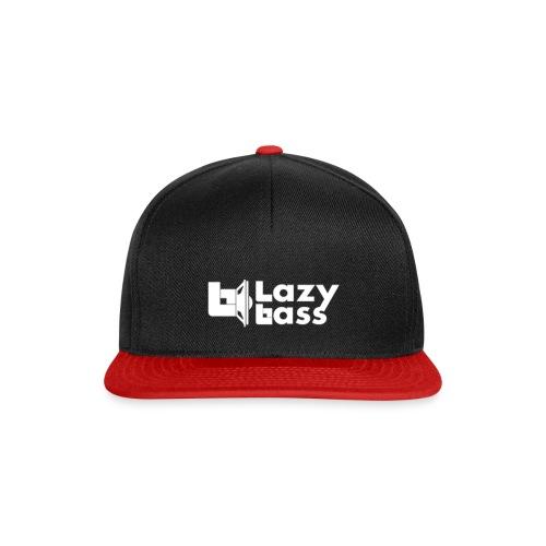 lazybasslogo - Snapback Cap