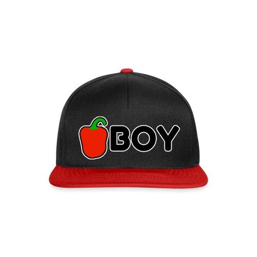 PaprikaBoy - Snapback cap