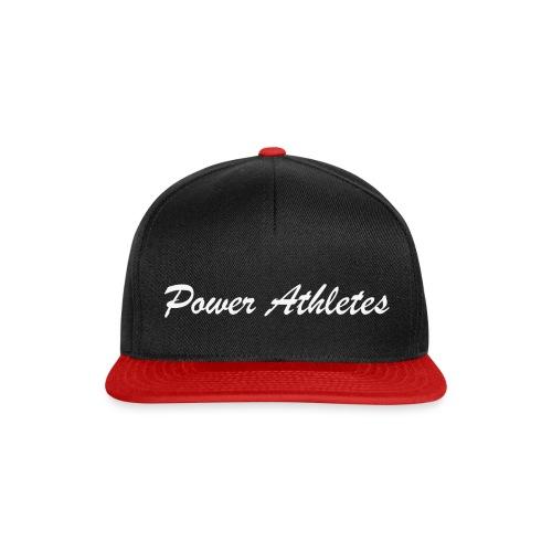 cap power athletes - Snapback cap