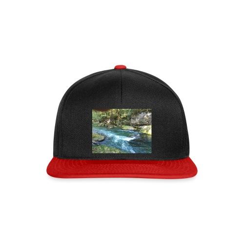 Magischer bach - Snapback Cap