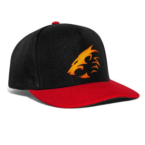 Rian The Lion Orange Logo - Snapbackkeps