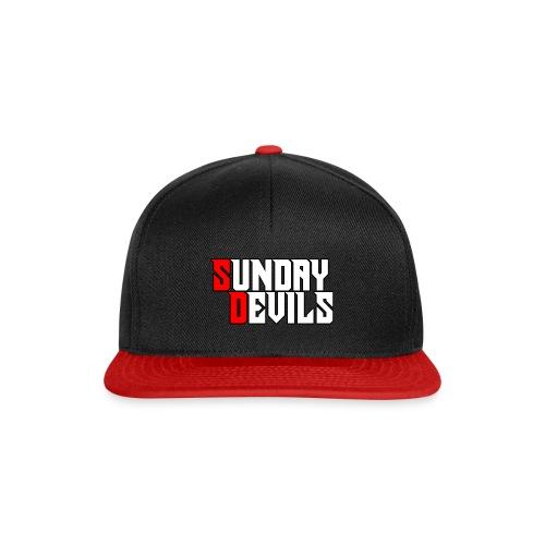 SundayDevils - Snapback cap