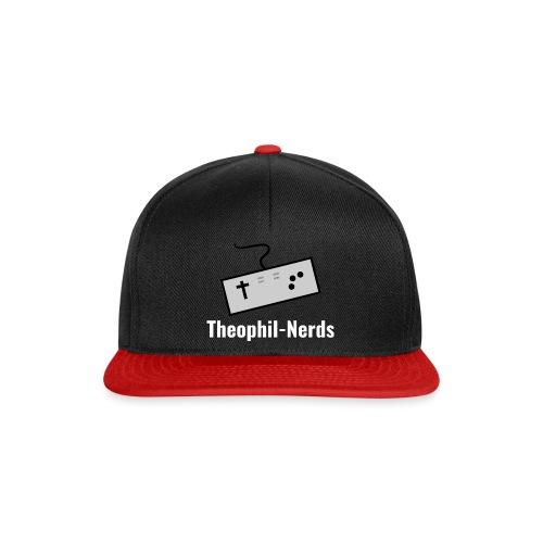 Theophil-Nerds Logo - Snapback Cap