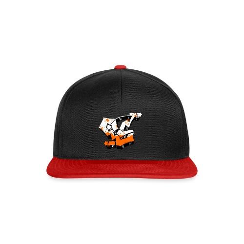 Logo QS top png - Snapback Cap