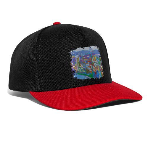 Luxemburg - Snapback Cap