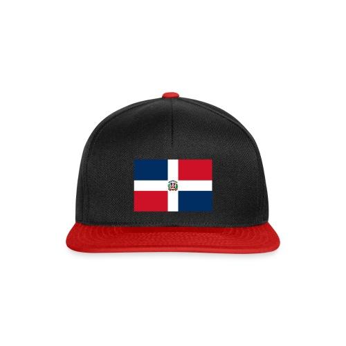 REPUBLICA DOMINICANA - Gorra Snapback