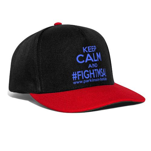 Fight MSA - Snapback Cap