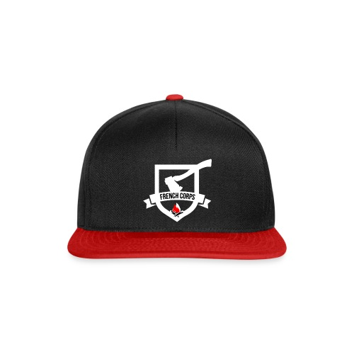 FrenchCorps - Casquette snapback