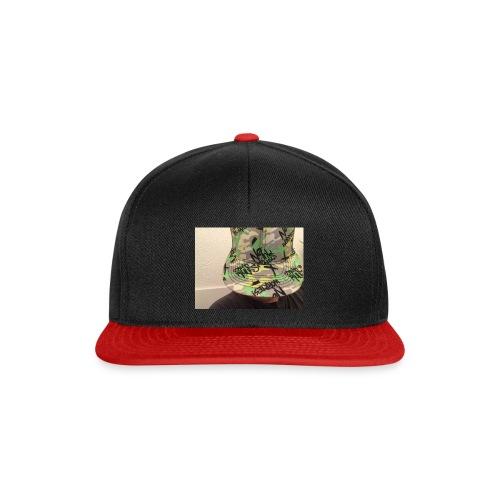 Geheimnisvoller junge - Snapback Cap