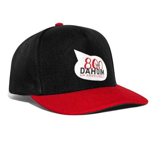 Dahoim am Andelsbach - Snapback Cap