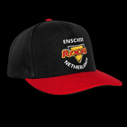 Rocks Crest 4CWL - Snapback cap