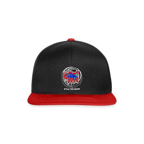 p4kiderm cane ROSSO - Snapback Cap